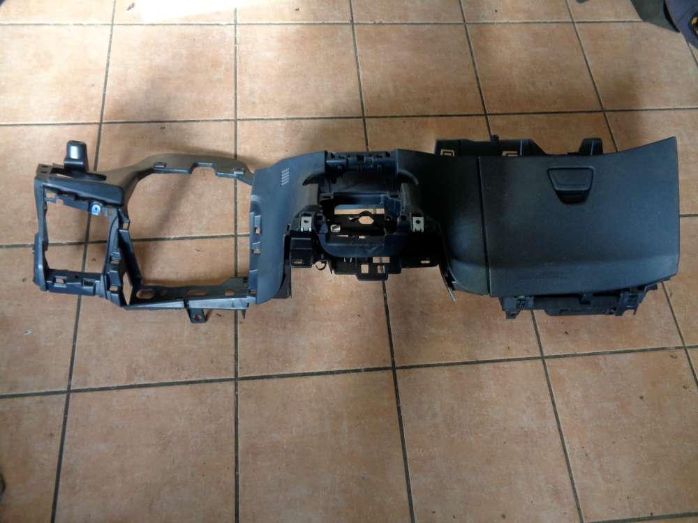Ford Fiesta VI Armaturenbrett Verkleidung unten Handschuhfach 8A61-A04325A