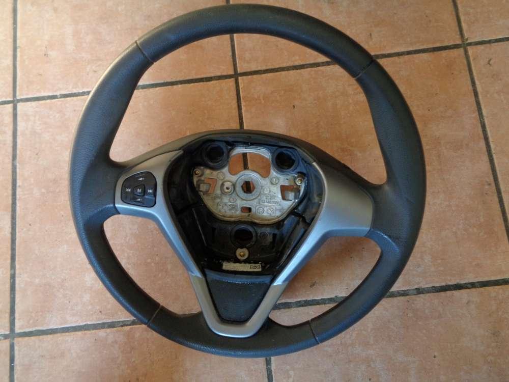 Ford Fiesta VI Lenkrad Multifunktion 8A613600DG38B7