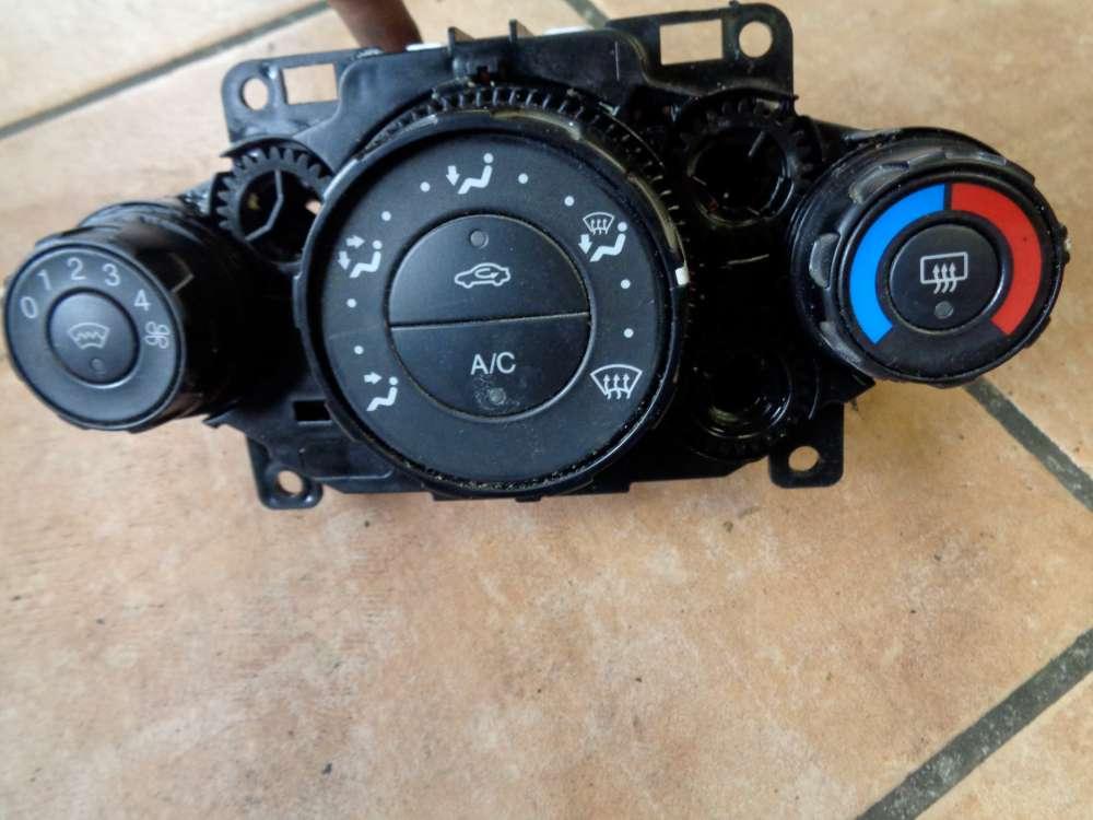 Ford Fiesta VI Klimabedienteil Klima Heizungsregler 8A61-19980-BE