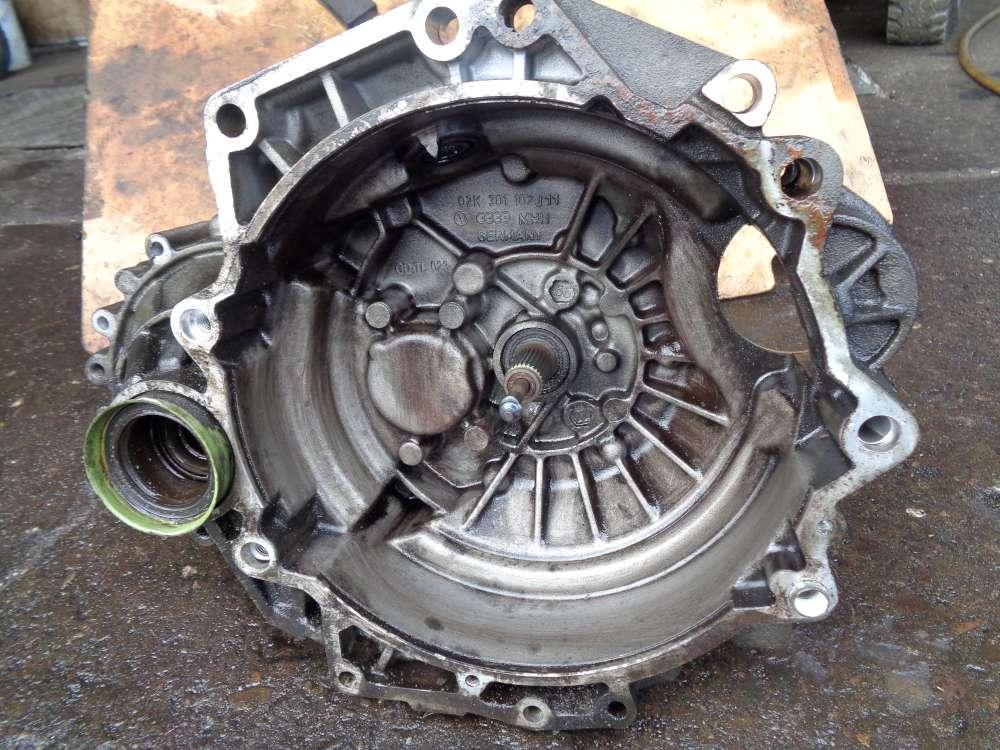 VW Golf IV Getriebe Schaltgetriebe 02K301107 J11