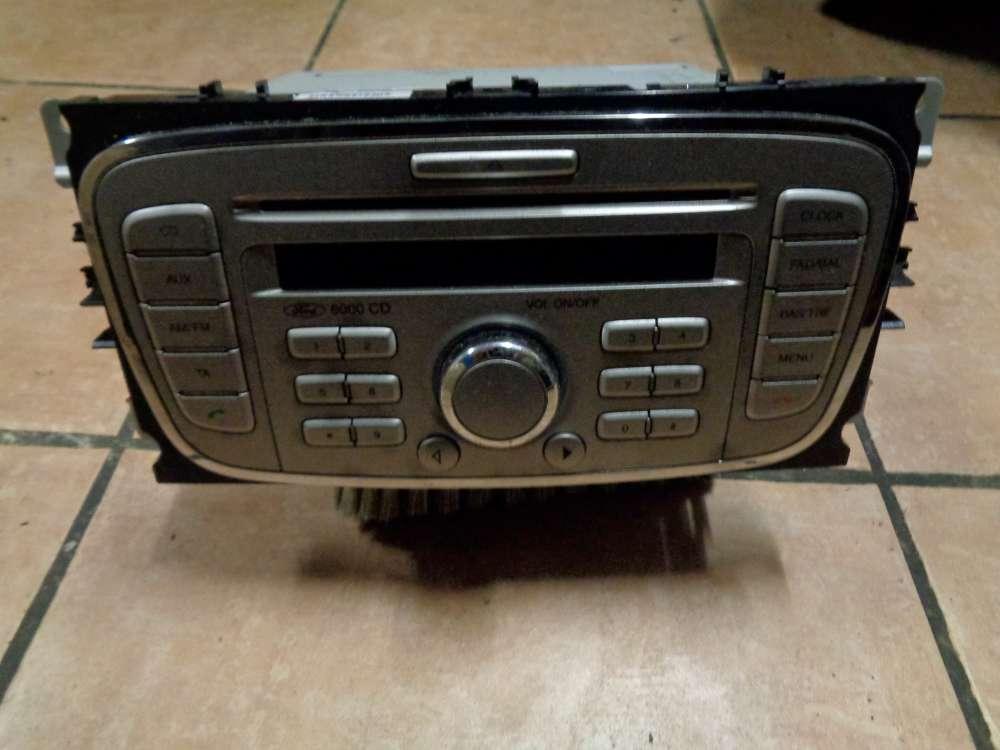 Ford Focus AD3 Autoradio Radio 6000 CD 8M5T-18C815-AB