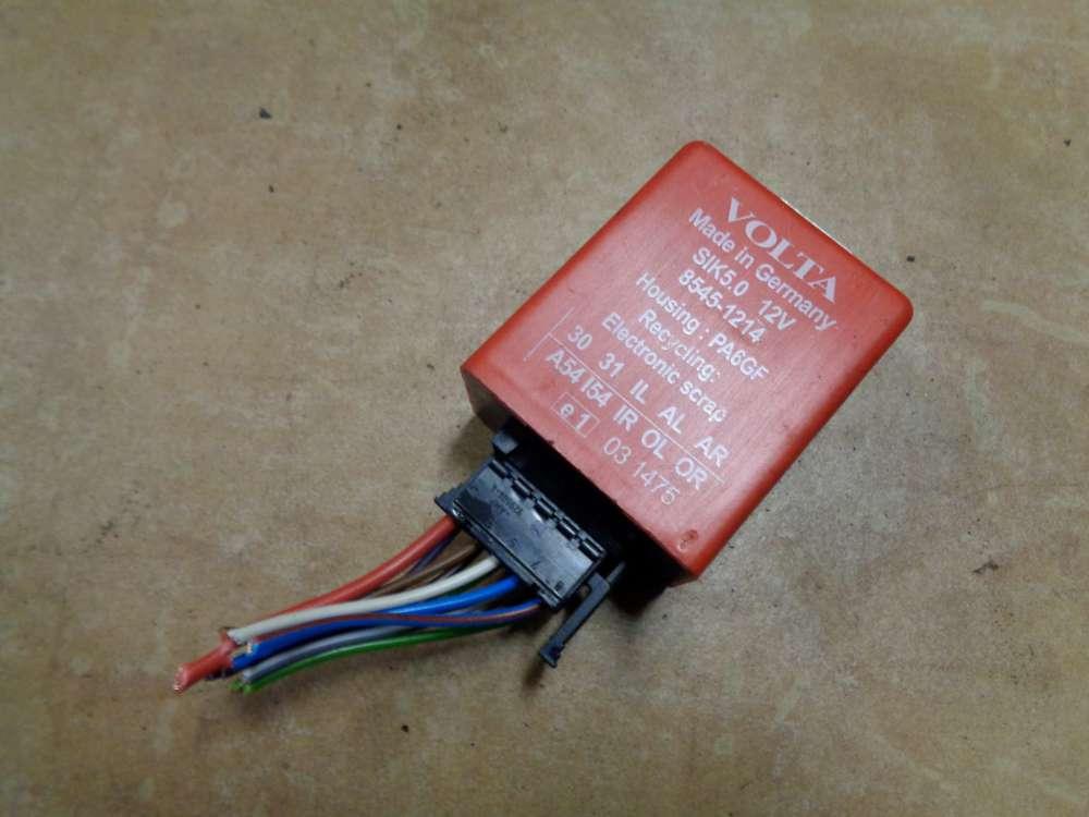 FORD R1N9A Volta Relay SlK5.0 12V 8545-1214 97BX10C909AC Anhängekupplung Relais