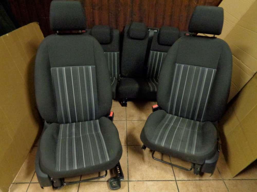 Ford Focus DA3 Sitze Innenausstattung Komplett Stoff