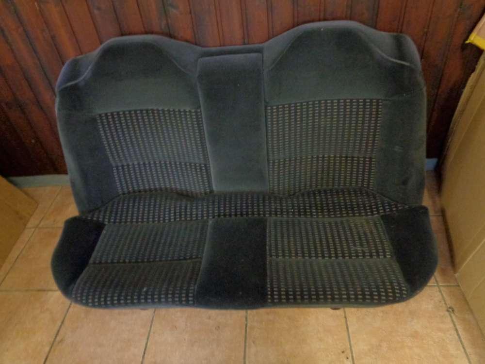 Audi 80 Lomousine Bj:1991 Sitze Rücksitz Rückbank Stoff