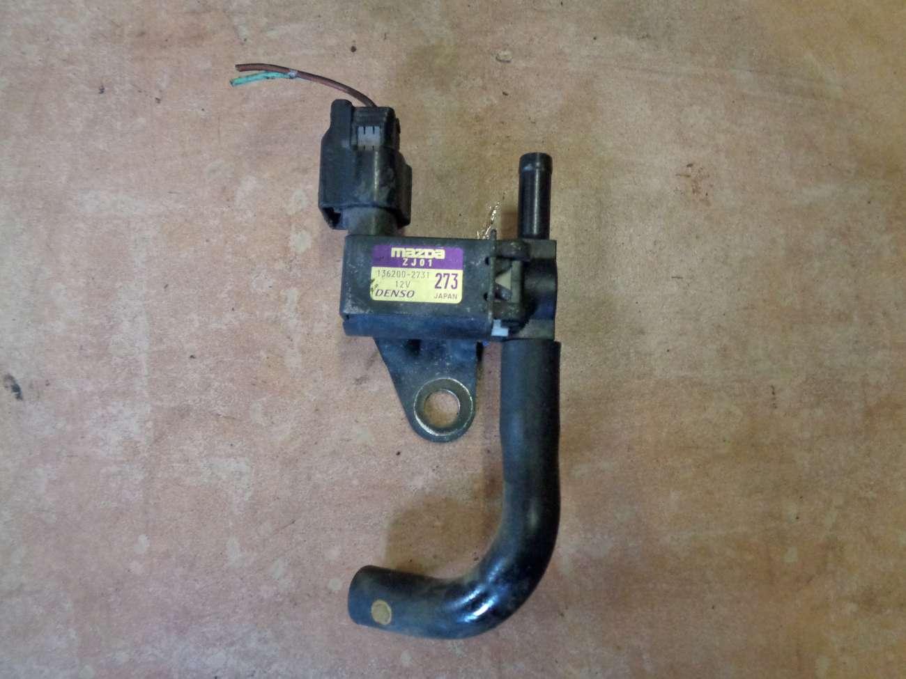 Mazda 3 BK Ventil Magnet Unterdruckventil 136200-2731