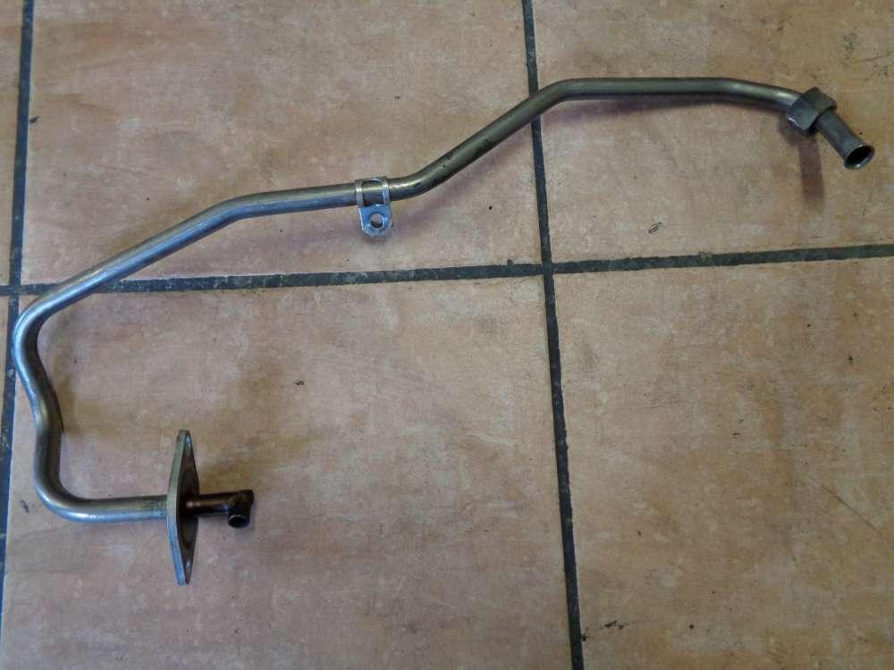 Mazda 3 BK Abgasrückführung Rohr Leitung AGR Ventil