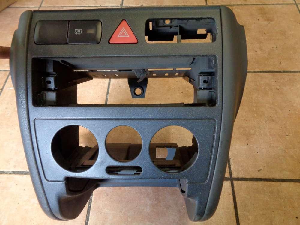 Audi A3 8L Verkleidung Radioschacht Halter Bedienteil 8L0863243