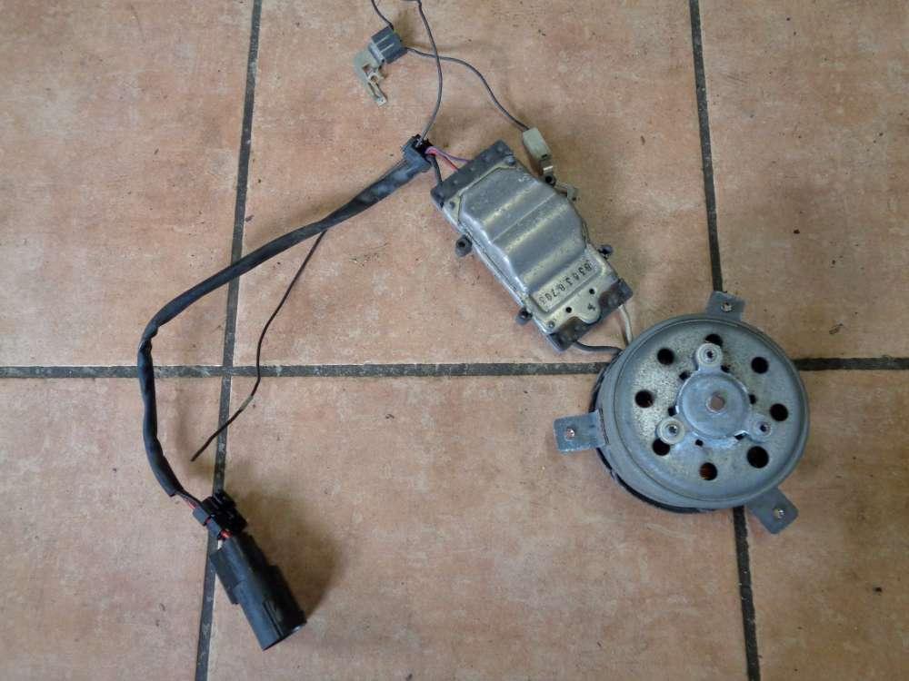 Mazda 3 BK Motor Lüfter Lüftermotor 1137328148