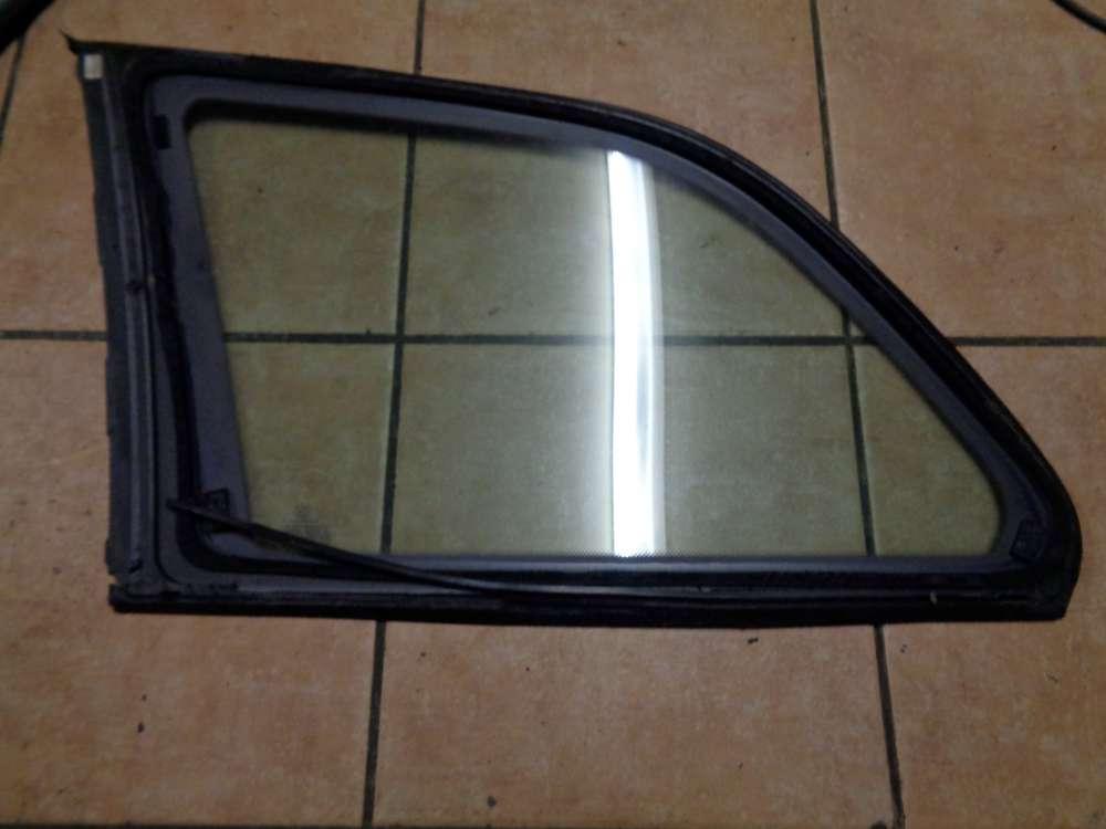 BMW E46 3er Kombi Bj:2000 Seitenscheibe Dreieck Hinten Links