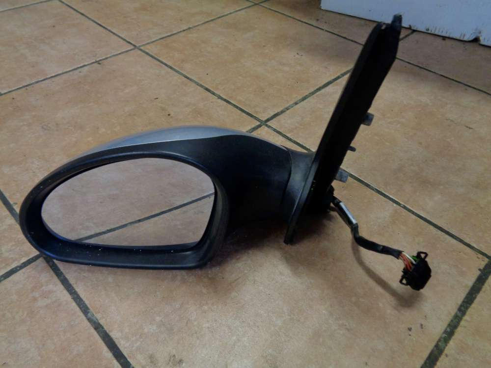 Seat Altea 5P Außenspiegel Elektrischer Links silber Farbecode : LS7Y