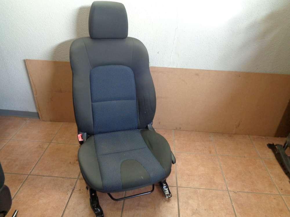 Mazda 3 BK Sitze Fahrersitz mit Airbag Vorne Links Stoff