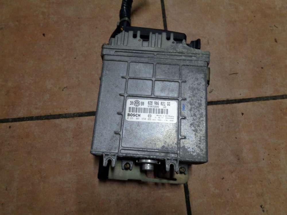 VW Golf III Motorsteuergerät Steuergerät 028906021GG
