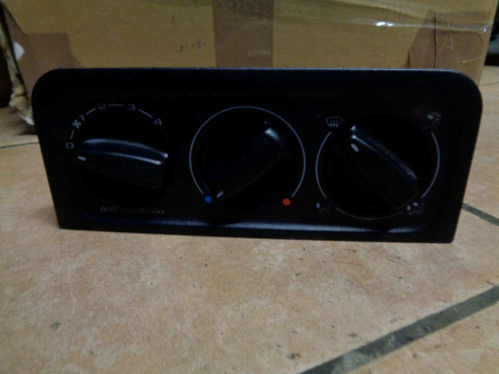 VW Golf III Gebläseregler Heizungsbedienteil 1H0819045C 1H0820045 C