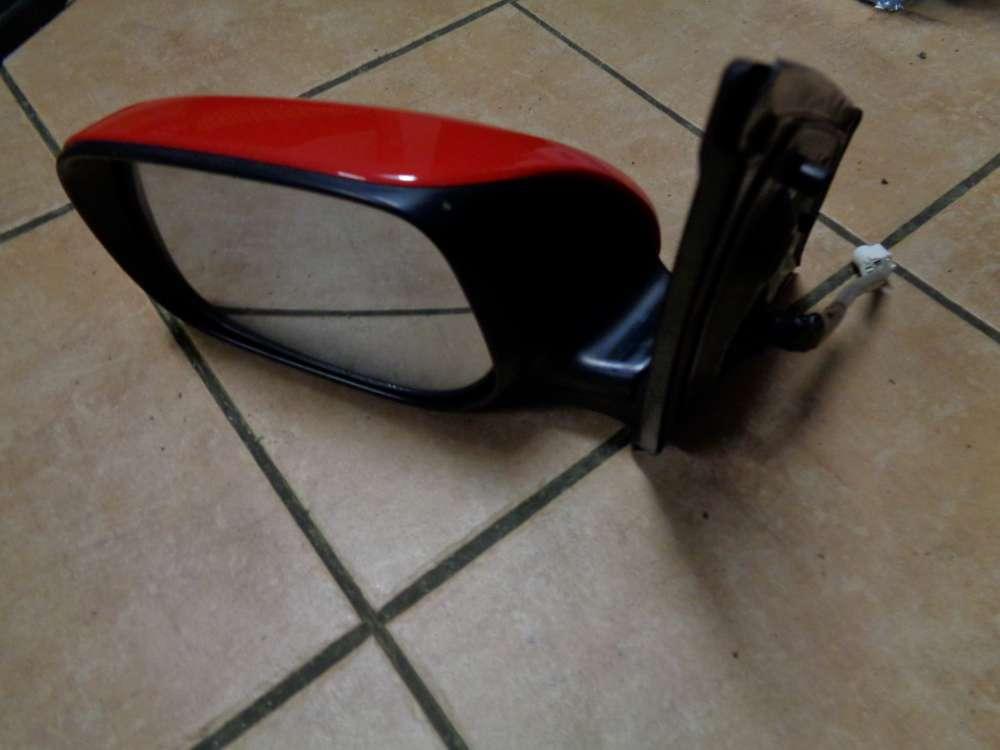 Daihatsu Sirion M3 Außenspiegel Elektrisch Links Rot Farbcode: R40