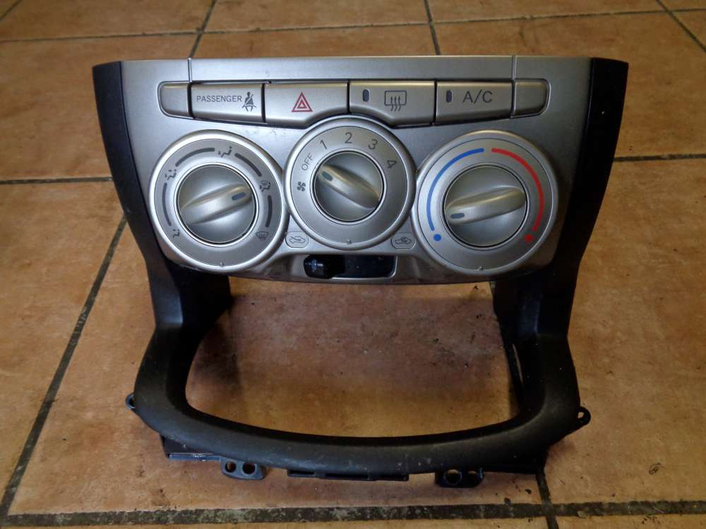 Daihatsu Sirion M3 Klimabedienteil Klima Heizung Bedienteil
