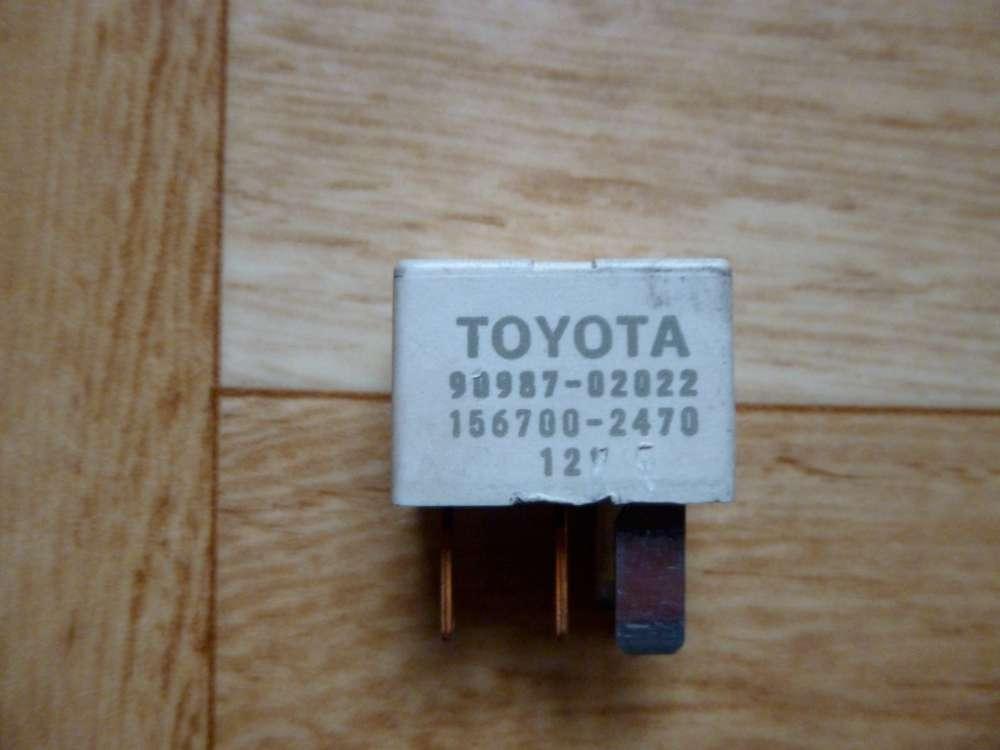 Toyota Yaris  Verso  Relais 90987-02022