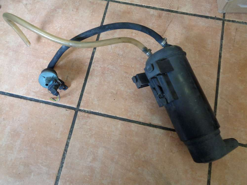 VW Polo 6N Bj:1997 Aktivkohlebehälter Aktivkohlefilter Vakuumventil 6N0201801C