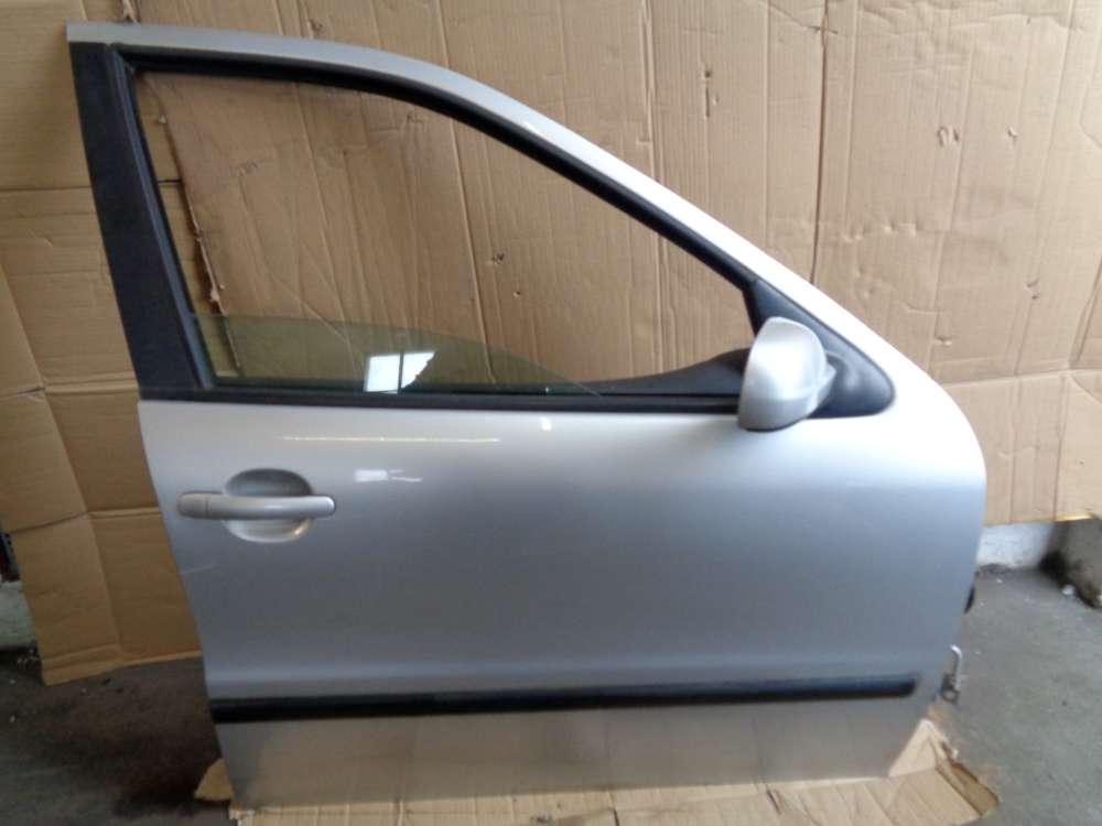 Seat Leon 1M Tür Vorne Rechts Silber Farbcode: LS7N