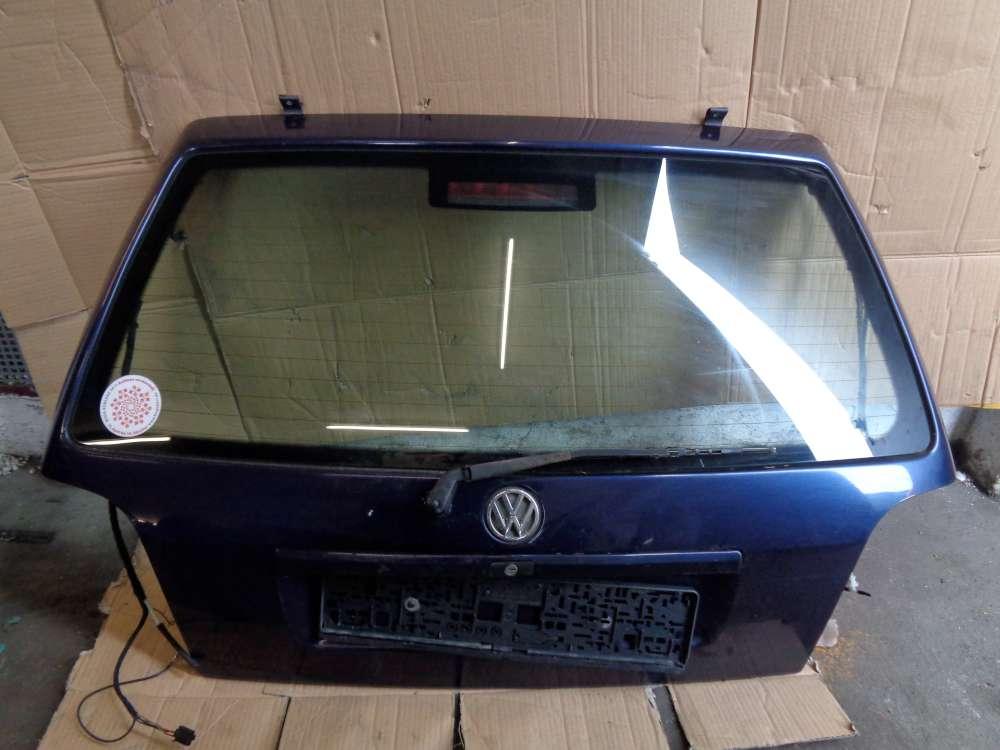 VW Golf III 3 Bj:1997 3Türer Heckklappe Farbcode: LC5L Mysticblau