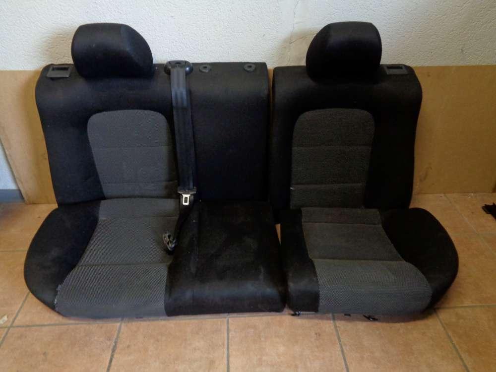 Seat Leon 1M Rückbank Rücksitzbank Stoff