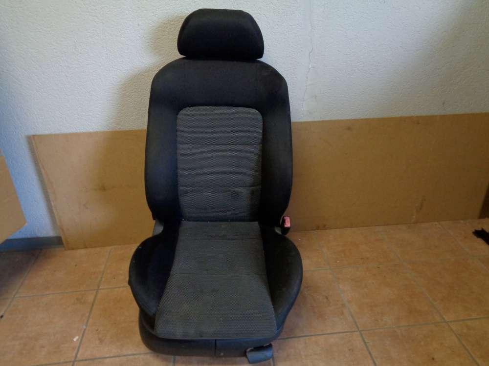 Seat Leon 1M Sitz Vorne Rechts Stoff