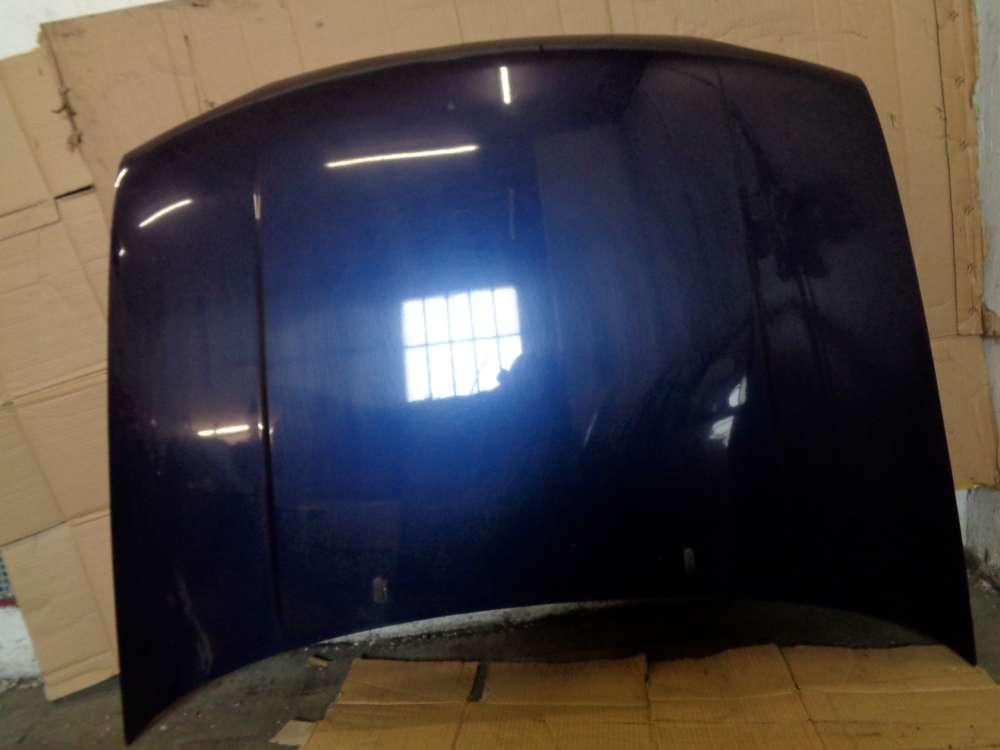 VW Golf III Motorhaube Blau Farbcode: LC5L