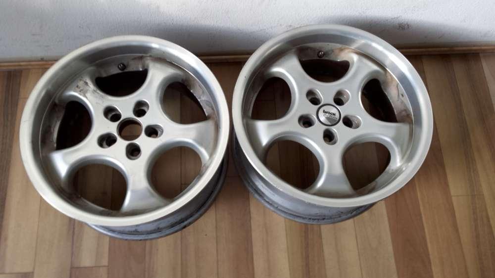 2 x Alufelgen für Audi , VW , Seat , Skoda  8.5Jx17H2  ET35  B28517  5Lochx100