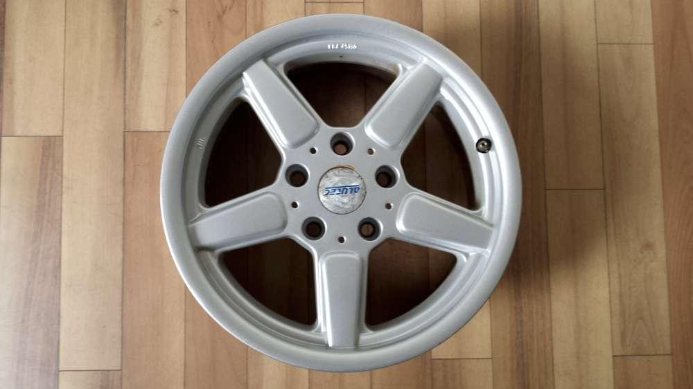 1 x Alufelgen für BMW 3er , E46 , Z3 , Z4  Alutec  KBA 45130  7Jx16H2  5Loch