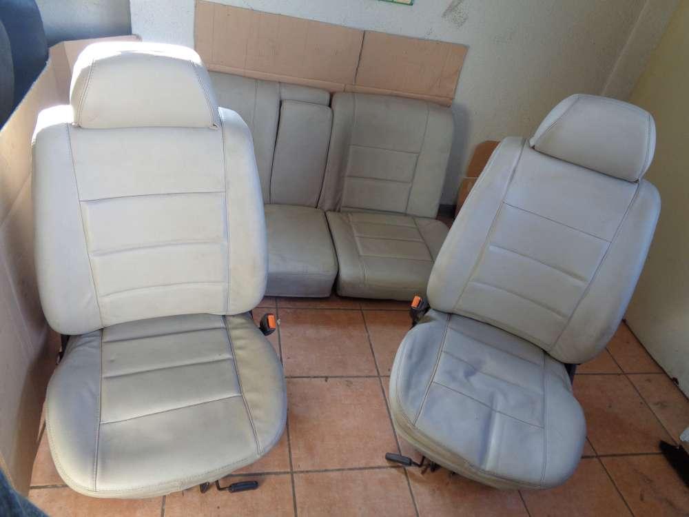 VW Golf 3 Cabrio Sitze Komplett Leder