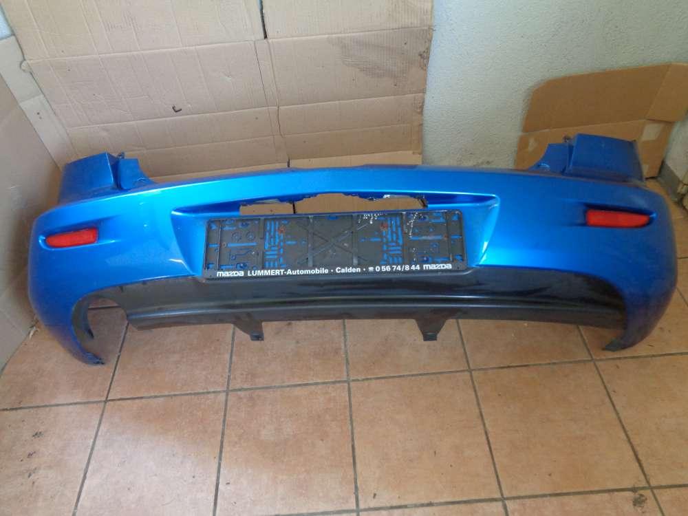 Mazda 3 BK 1.6i Bj:2004 Stoßstange Hinten BP4K-50221  Blau : 27B
