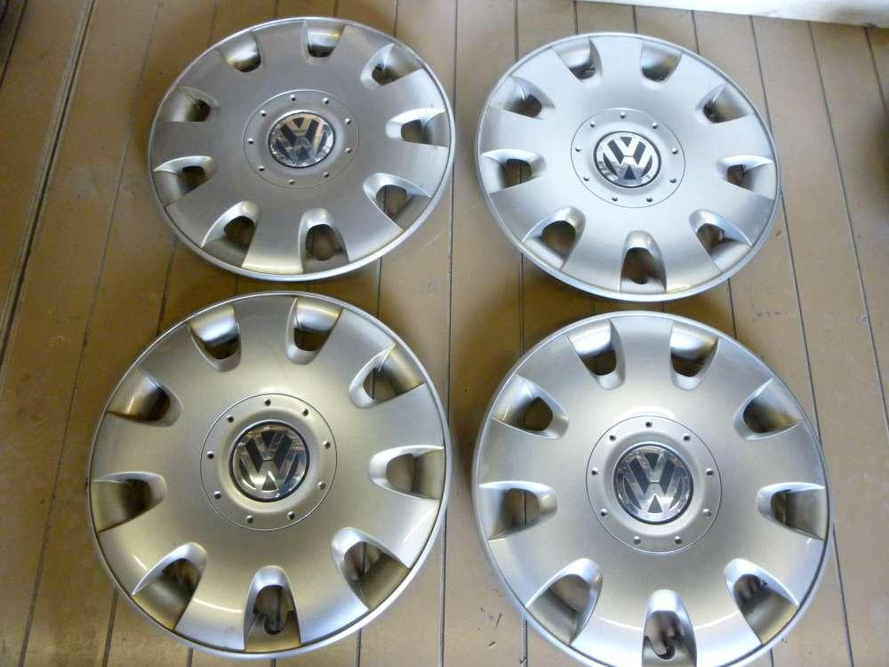 Original VW Golf Radkappen 4 Stück 1T0601147C