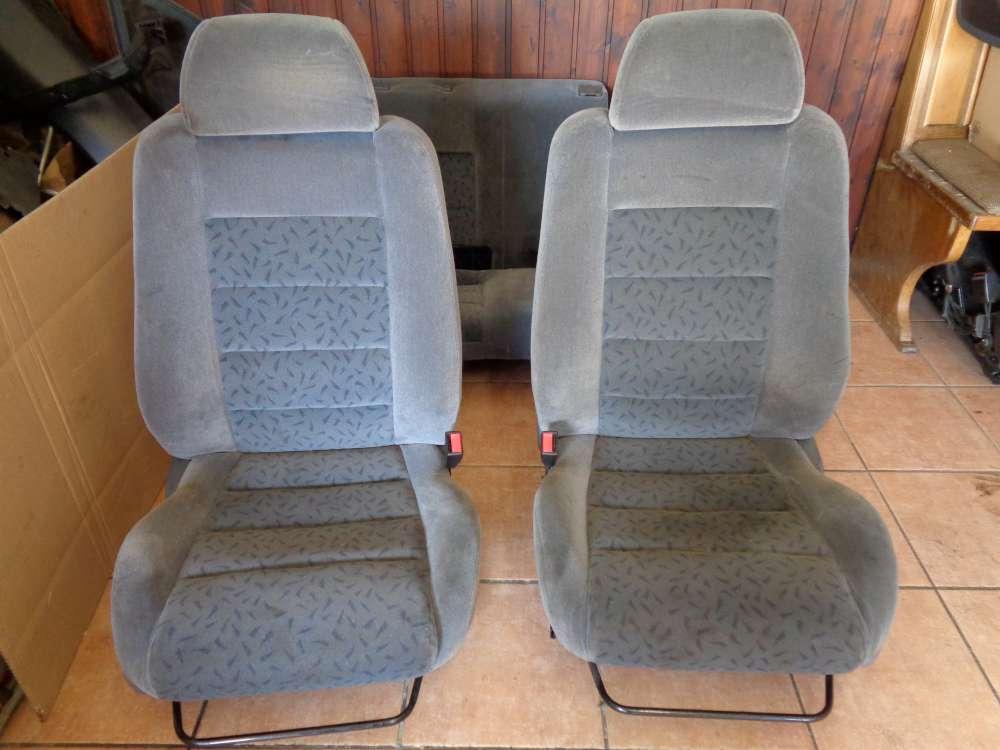 Honda Civic Sitze Innenausstattung Komplett Stoff