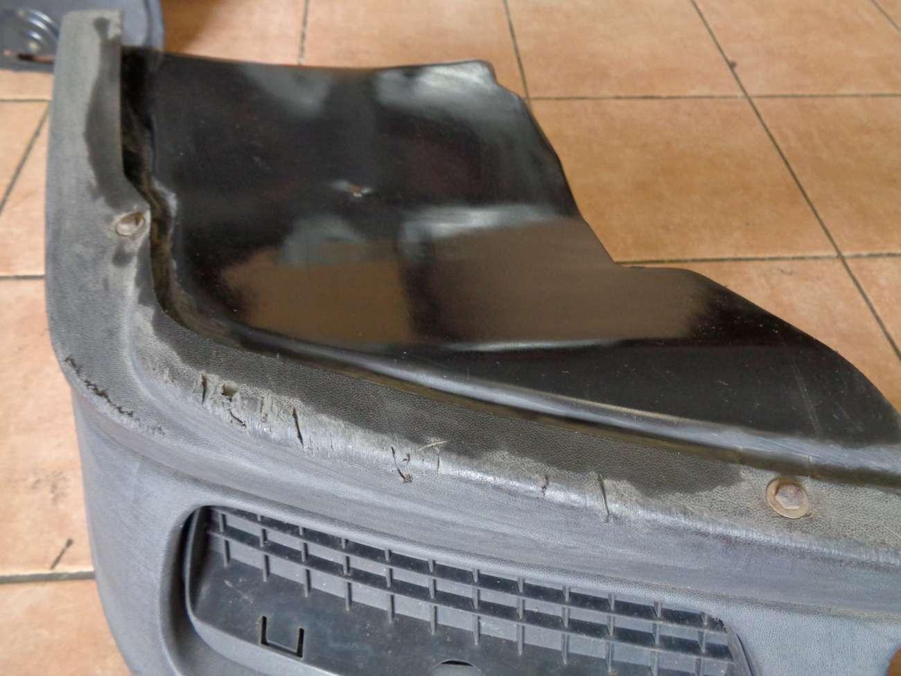 VW Golf 3 cabrio Stoßstange Frontschürze vorne 1H6807217 1H6805904 1H6805903