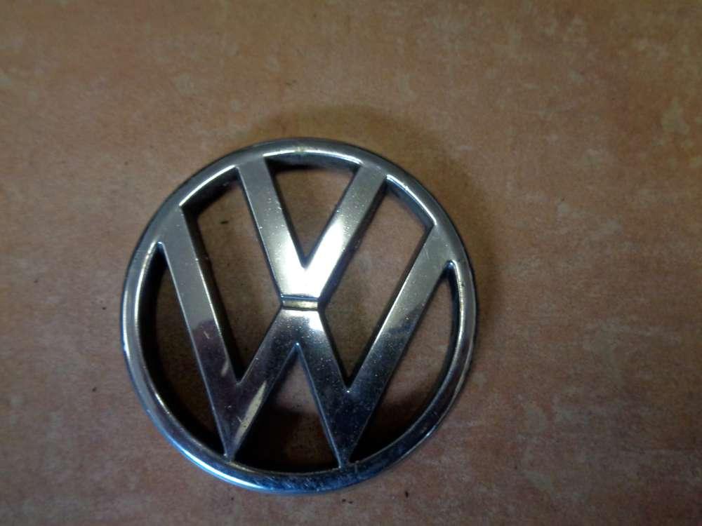 Original VW Chrom Kühlergrill Front Emblem 861853605a