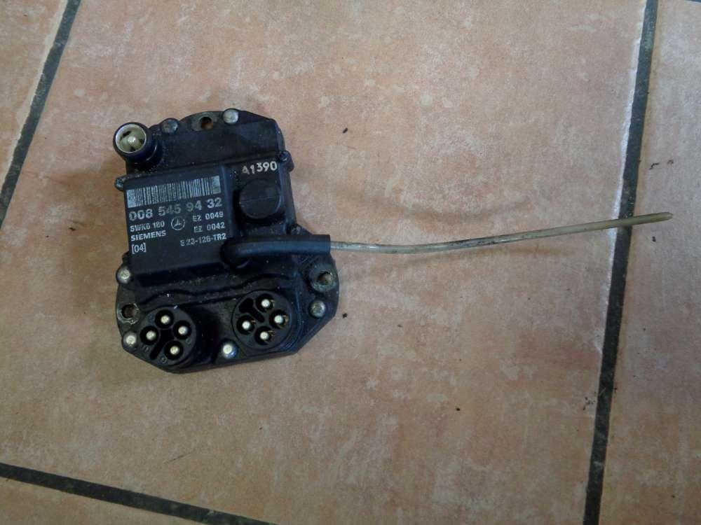 Mercedes W124 E-Klasse Zündsteuergerät 0085459432 Siemens 5WK6180