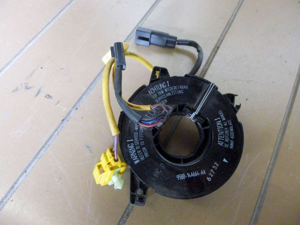 Ford Mondeo BNP Airbagschleifring 95BB-14A664-AA