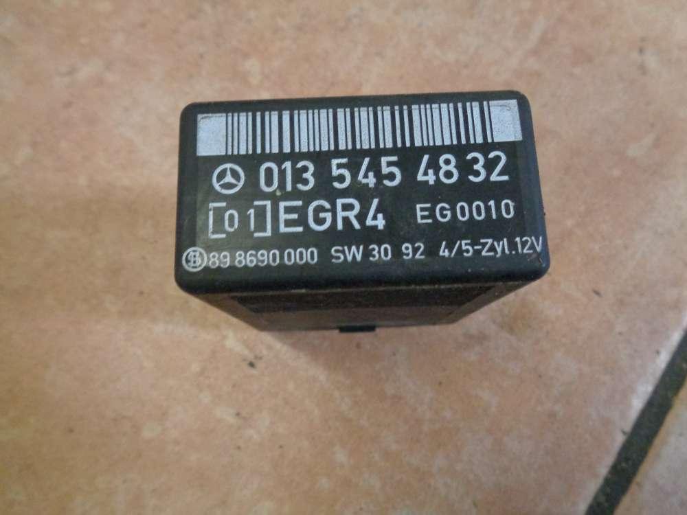Mercedes Benz E-Klasse W124 Relais EGR4 0135454832