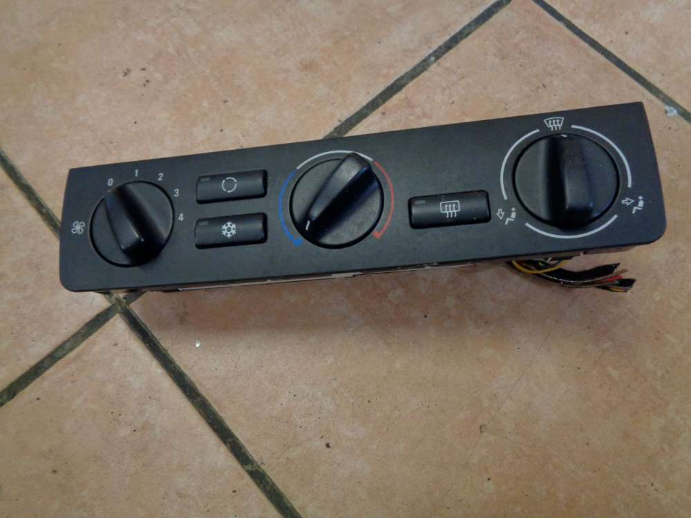 BMW 3er E46 Bedienteil Klimaanlage Heizung 6907898