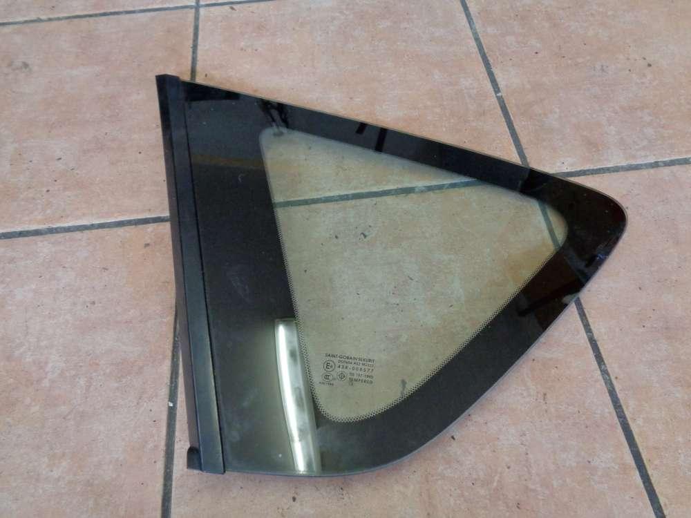 Mazda 3 BK Seitenscheibe Dreieck Scheibe Hinten Links