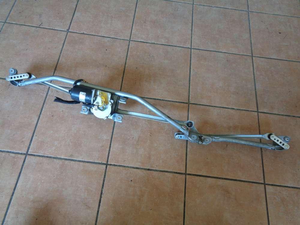 Opel Zafira A Wischermotor Wischergestänge vorne 404496