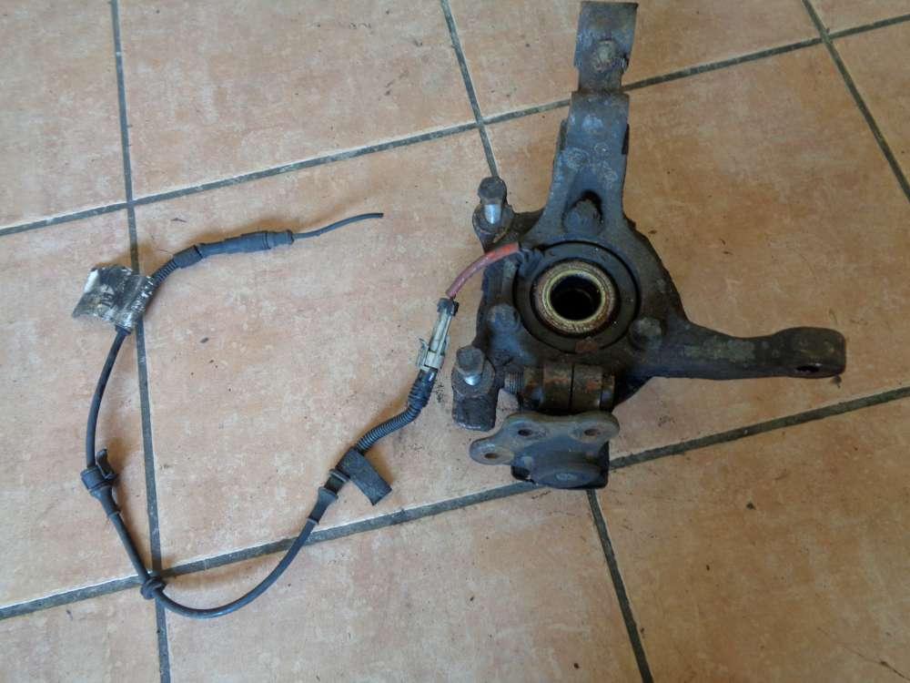Opel Zafira A Radnabe Achsschenkel Vorne Rechts mit ABS Sensor 09131387
