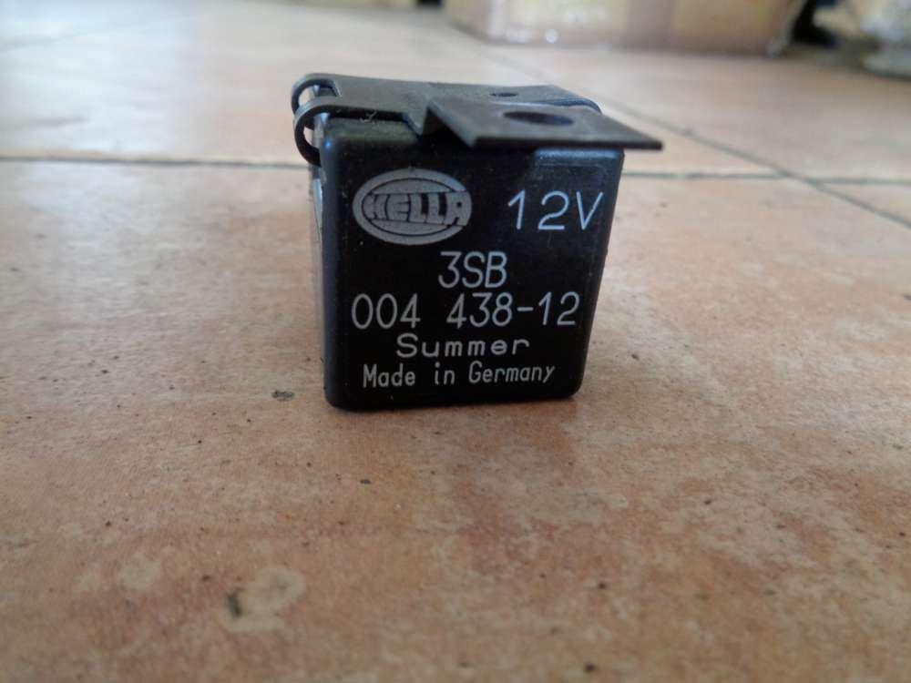 Opel Zafira A Relai 12V 3SB004438-12