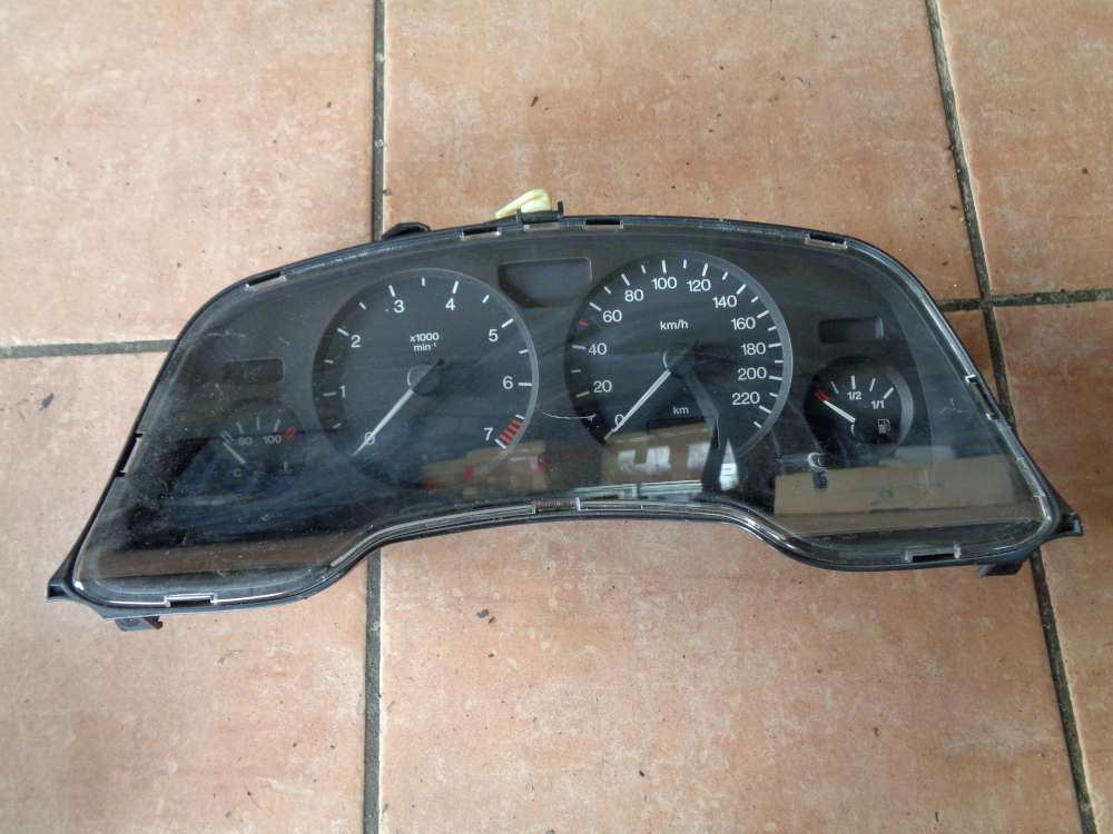Opel Zafira A Tacho Kombiinstrument 09228762ER