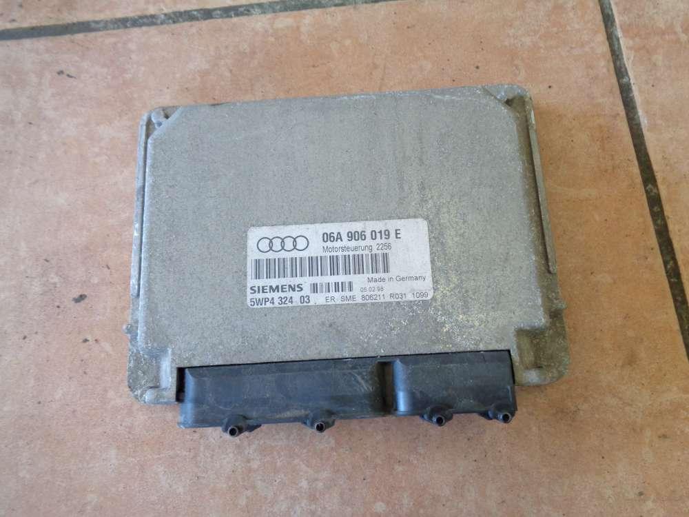 Audi A3 8L Motorsteuergerät Steuergerät 06A906019E