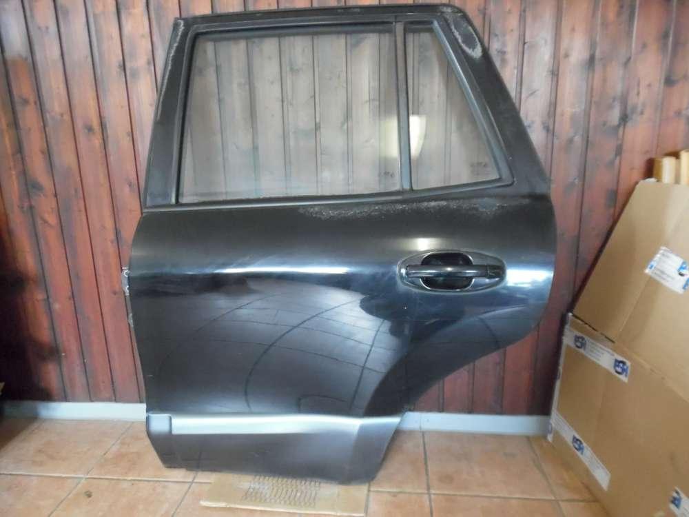 Hyundai Santa Fe Tür Hinten Links Schwarz