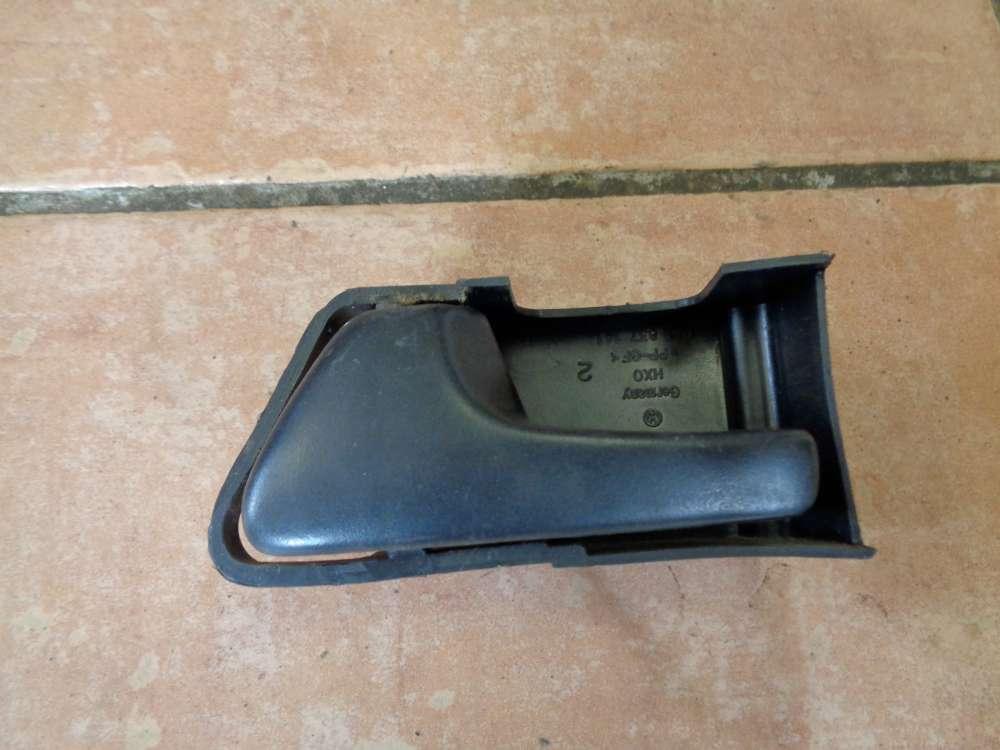 VW Golf 3 Türgriff innen Öffner Vorne Links 1H0837141