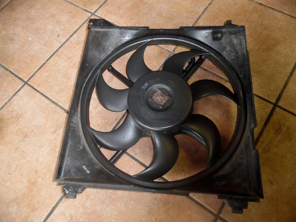 Hyundai Santa Fe Kühlerlüfter Kühlerventilator Lüfter 25386-26200
