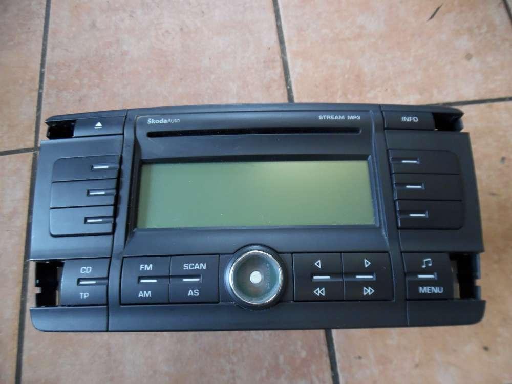 Skoda Octavia Radio- CD MP3 1Z0035161C