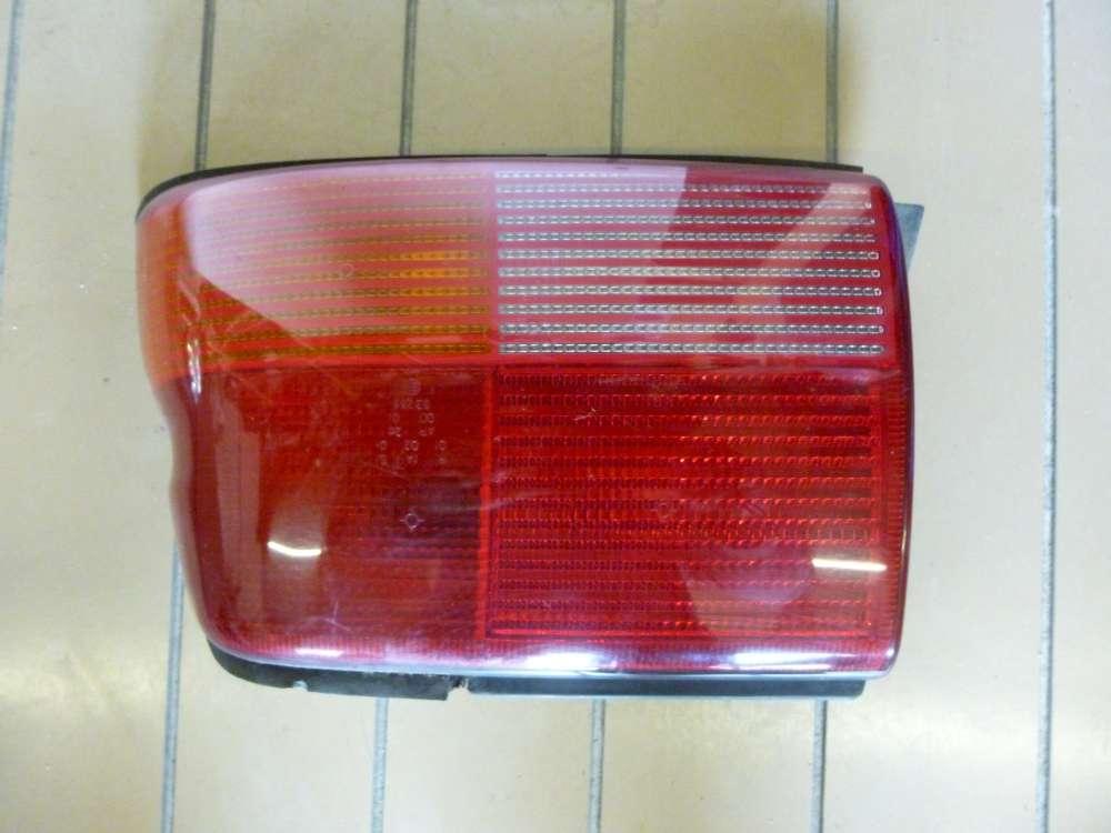 Ford Escort Heckleuchte / Rücklicht hinten Rechts mit Lampenträger 93AG-13N004