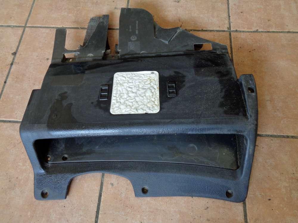 Audi 80 Verkleidung Ablagefach unter Lenkrad 893863075
